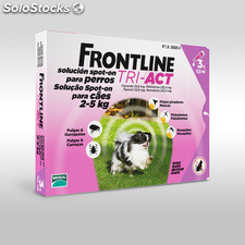 Frontline Tri Act 2-5 Kg 6.00 pipette