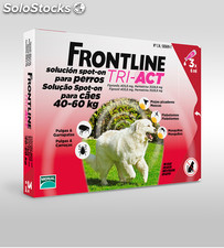 Frontline Tri Act 40-60 Kg 3.00 pipette