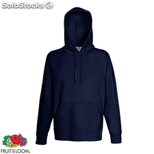 Fruit of the Loom Hoodie azul marino talla S para hombre