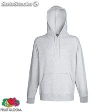 Fruit of the Loom Hoodie gris talla M para hombre