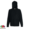 Fruit of the Loom Hoodie negro talla M para hombre