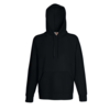 Fruit of the Loom Hoodie negro talla XL para hombre - Foto 2