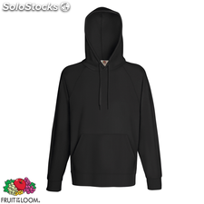 Fruit of the Loom Sweat shirt à capuche Homme Hoodie Graphite claire L