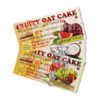 Fruity OAT cake - Cereza (80 gr)