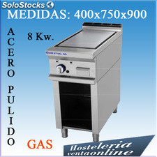 Fry-tops repagas a gas ftg-71/m+s-47