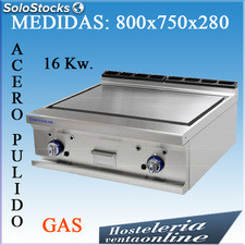 Fry-tops repagas a gas ftg-72/m