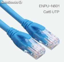 FTP cable de red cat6 conexión de la computadora Cable de la fábrica china