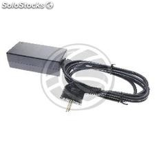 Fuente de alimentación PoE 100-240VAC a 48VDC 1250mA Power over Ethernet