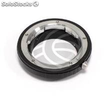 Fujifilm mount adapter for X-Pro1 Leica M (JA21)
