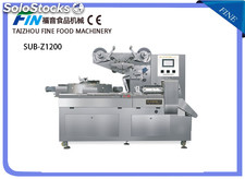 Full automatic candy packing machine applied for double/three/four candies