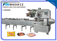 Full automatic pillow packing machine for Chocolate, Soap, Biscuit, Wafer, Snack