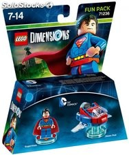 Fun pack lego dc Superman