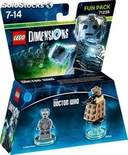 Fun pack lego DrWho Cyberman
