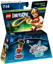 Fun pack lego Wonder Woman