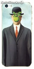 Funda Apple iPhone 5 - Magritte Hombre