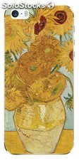 Funda Apple iPhone 5 - VanGogh Girasoles