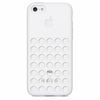 Funda apple iphone 5c - blanca - mf039zm/a