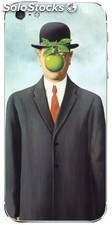 Funda Apple iPhone 5s - Magritte Hombre