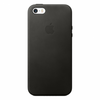 Funda apple iphone se cuero negra - mmhh2zm/a