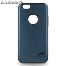 Funda beeyo iphone 7 gris - negra