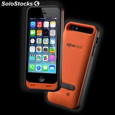 Funda Boompods Powercase Iphone 5 Naranja