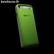 Funda Boompods Powercase Iphone 6 Verde