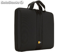 "Funda case logic para portatil naylon rigida 13"" negra"