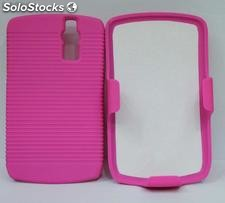 Funda Clip combo Holster protector for blackberry curve 8350i nextel