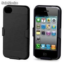 Funda Clip combo Holster protector for iphone 4 iphone 4s