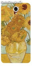 Funda Coolpad Modena - VanGogh Girasoles