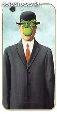 Funda Cubot Note S - Magritte Hombre