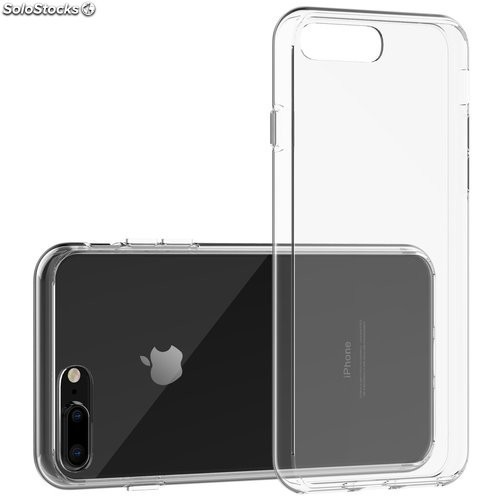carcasas iphone 7 plus transparente