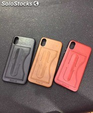 Funda de iPhone X con soporte