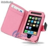 Funda de piel para iPhone 4g/3gs