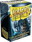 Funda Dragon Shield Negra (100)