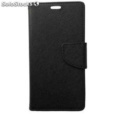 Funda fancy iphone 7 negra
