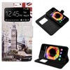 Funda Flip Cover Wiko Sunset 2 / Sunny Dibujos London