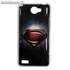 Funda gel lg l bello 2 superman