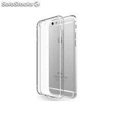 Funda gel slim iphone 7 plus transparente