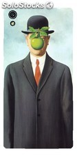 Funda Huawei Ascend P7 - Magritte Hombre