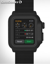 Funda impermeable Catalyst Apple Watch Stealth negro