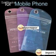 Funda Impermeable Smartphone Iphone, Galaxy ..