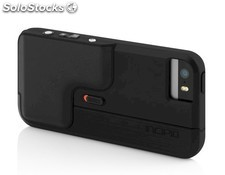 Funda Incipio Focal negra para iPhone 5/5S