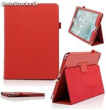 Funda indeed Indipad5folio-r Roja