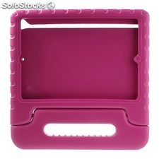 Funda infantil con soporte para Ipad Air/ Air 2 color rosa