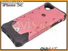 Funda inferno rosa para Apple iPhone 5C