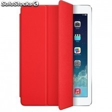 Funda IPAD air smart cover - roja - mf058zm/a
