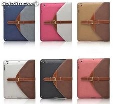 Funda ipad multi-función giratoria