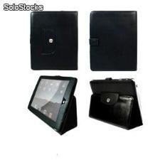 Funda iPad Trinity Series Negra