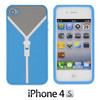 Funda iPhone 4/4S Cremallera